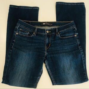 LEVI'S 524 Bootcut Jeans Size 9